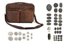 Hot & Cold avanzada vulsini Kit de piedra con 56 Piedras Basalto Y Frío Bolsa Inc