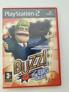 Buzz The Big Quiz (Sony PlayStation 2, 2006) - UK Version