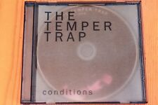 The Temper Trap – Conditions - 10 tracks - Boitier neuf CD promo