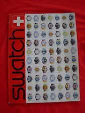 SWATCH VERY MUTCH 1983/1989 - 28 x 37 cm. / 186 pag. - book libro collezione