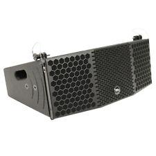 Seismic Audio - Compact 2x5 Line Array Speaker with Titanium Compression Driver