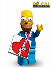 LEGO 71009 Simpsons Series 2 Homer