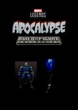 Marvel Legends X-Men Series Wave: APOCALYPSE RIGHT LEG Build A Figure BAF Part