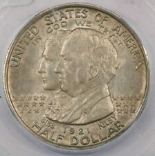 1921 Alabama Classic Commemorative ICG MS62 Beautiful original color