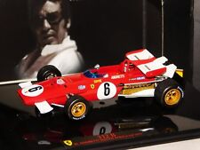 FERRARI 312 B #6 SOUTH AFRICA GP 1971 M. ANDRETTI ELITE T6285 1/43