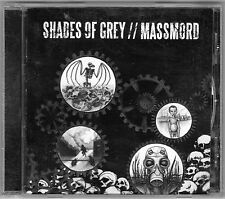 Shades Of Grey / Massmord - Split CD