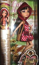 Ever After High Enchanted Picnic Cerise Hood Doll - NEW & SEALED!