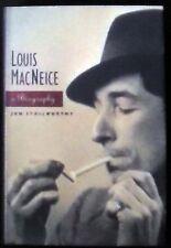 Louis MacNeice: a Biography Stallworthy HB/DJ 1st Amer. ed., 1st print NEW/VG+