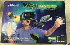Odyssey VR 3D Pro Elite Virtual Reality Headset W/Retractable Earbuds