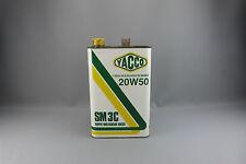 YACCO Bidon d'huile 5L pour Moteur Déco Atelier, Loft, Automobile Vintage.