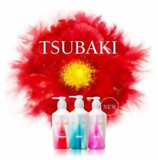JAPAN SHISEIDO TSUBAKI Shampoo 500ml & Conditioner 500ml Set AU STOCK