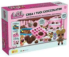 Lol surprise lisciani crea i tuoi cioccolatini