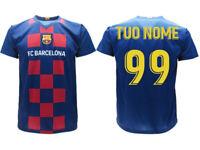 Maglia Barcelona personalizzata 2020 Ufficiale Barcellona FCB 2019 nome numero