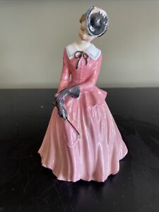 """royal doulton EXTREMELY RARE figurine """"Milady"""""""