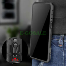 For Xiaomi Redmi Note 9S 8 7 Pro Shockproof Magnetic Armor Stand Hard Case Cover
