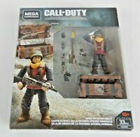 Mega Construx  Call of Duty  WWII Weapons Crate 33 pcs GCN92  NEW