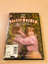 BBC 'The Secret Garden' DVD Sealed New Out Of Print