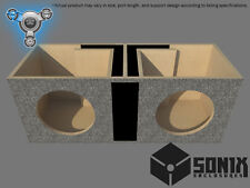 STAGE 1 - DUAL PORTED SUBWOOFER MDF ENCLOSURE FOR MTX 5512 SUB BOX