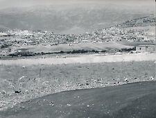 SYRIE-LIBAN c. 1960 - Panorama Frontière Route de Damas  - Div 10211