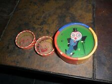 3 LOT Vintage Hand Eye Coordination Occupied Japan Marry Me Ring Toy Game