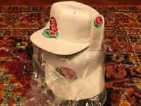 Vintage RARE Headmaster Rose Bowl Pasadena CA Roses Snapback Hat New Oldstock