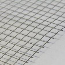 10x Welded Wire Mesh Panels 0.9 x 0.6m Galvanised Steel 25mm Holes 19g Metal