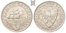 Hmm - 3 Reichsmark 1927 a a 100 anni Bremerhaven J. 325 - 1704130 12