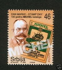 SERBIA-GERMANY-STAMP DAY-MICHEL CATALOGUE-2009.