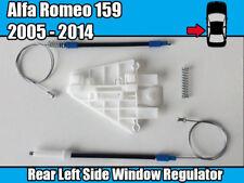 Alfa Romeo 159 2005 - 2014 Window Regulator Set Rear Left Side