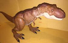 TYRANNOSAURUS REX toy JURASSIC PARK WORLD movie DINO figure T-REX chompin action