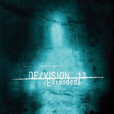 DE/VISION - 13 (3CD EXTENDED EDITION)  3 CD NEW+