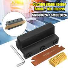 SMBB1626/SMBB2026 Cutting Holder+Grooving Cut-Off Cutter Insert for  @