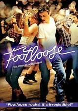Footloose (Bilingual) (Canadian Release) DVD Dennis Quaid *FREE SHIPPING