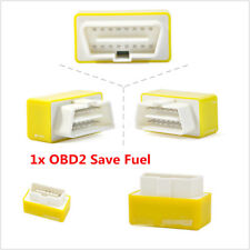 OBD2 Performance Tuning Chip Box For Saver Gas/Petrol Vehicles Plug & Drive