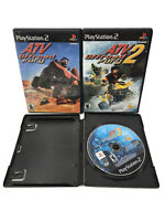 ATV Offroad Fury 1, 2 & 3 Bundle Racing Lot (Playstation 2 PS2) Tested