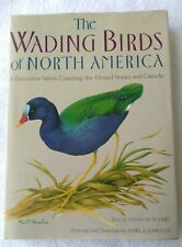 Wading Birds Of North America Covering United States & Canada Allan Eckert 1987