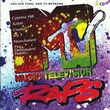 MTV Raps (1996) Delinquent Habits, Cypress Hill, Xzibit, Coolio, Ice T.. [2 CD]