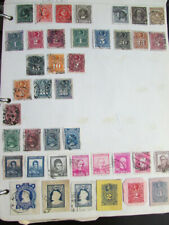 South America Antique Stamp Collection Loaded Mint & Used
