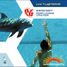 Party Groove: Winter Party, Vol. 5 by Manny Lehman (CD, Jul-2005, 2 Discs,...