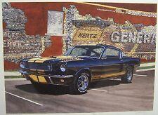 1966 SHELBY MUSTANG GT350H ART 289 306 HP HERTZ RENTAL 2006 17 GT 350 R FORD 66