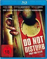 Do Not Disturb - Pray For Death - Bluray - Neu in Folie - FSK 18 !