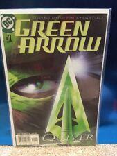 Green Arrow #1 Vol 2 Quiver Kevin Smith 2001 Comic Book