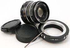 !NEW! INDUSTAR-61 L/D Russian Lens E-Mount Sony NEX-5 6 A 7 7R 7S II a5000 a6000