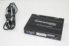 Matrox MGI D2G-A2D-IF-6 DualHead2Go Digital Edition w/ USB 2.0 Cable