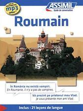 Roumain (Conversation Guide Series) par Pop , Liana Livre de Poche 9782700506
