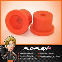 Skoda Fabia 2000-07 Front Wishbone Rear Bushes in Poly - FloFlex