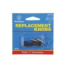 Westinghouse 7016100 Replacement Light & Fan Knobs