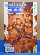 ULTIMATE X-MEN #3 of 100 2001-2009 Marvel Comics (Revised orgin and cast)