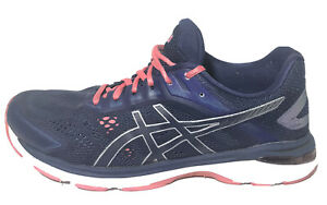 Asics GT-2000 7 Womens Size 11 Running Shoes Sneakers Blue pink A337