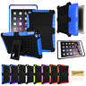 Military Heavy Duty Stand Rugged Case Cover for Apple iPad Mini 1234 Air Pro 9.7